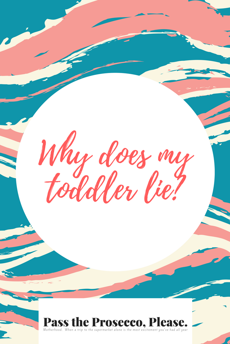 What does my toddler lie? #toddler #mumlife #momlife #toddlerlife #preschool #preschooler #threeyearold #threenager #lies #toddlerphase