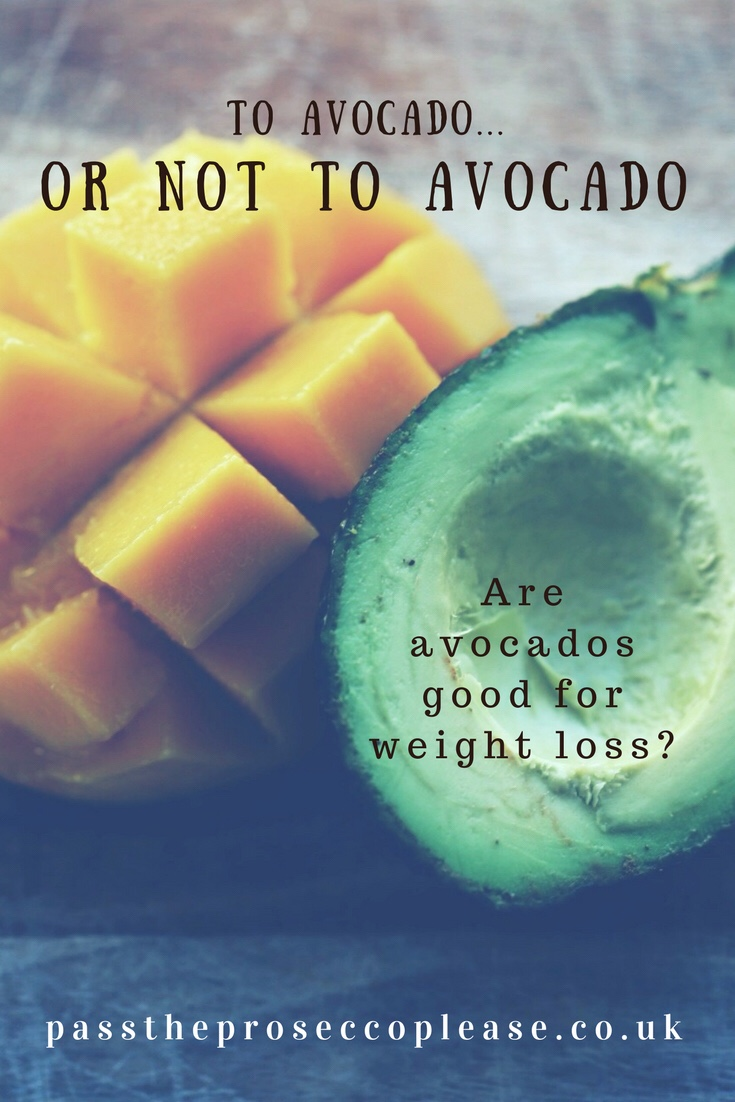 Avocados - are avocados good for weight loss? #avocado