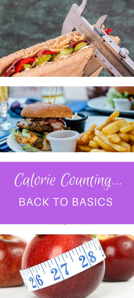 Calorie counting and back to basics - better than a fad diet? #calories #caloriecounting #weight loss #weightlossjourney #weightloss