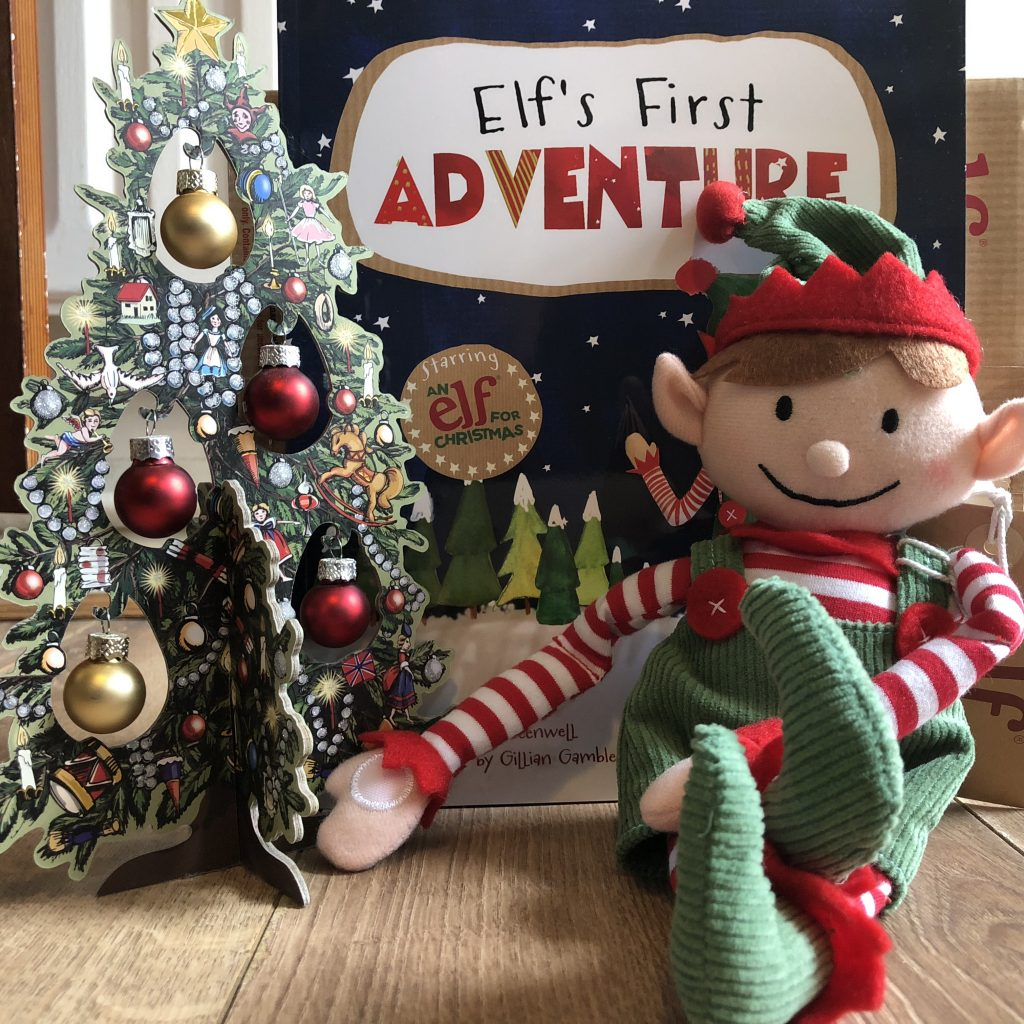 Elf's First Adventure Elf for Christmas Elf on the Shelf #elffun #elfantics #elfontheshelf #anelfforchristmas #elfforchristmas