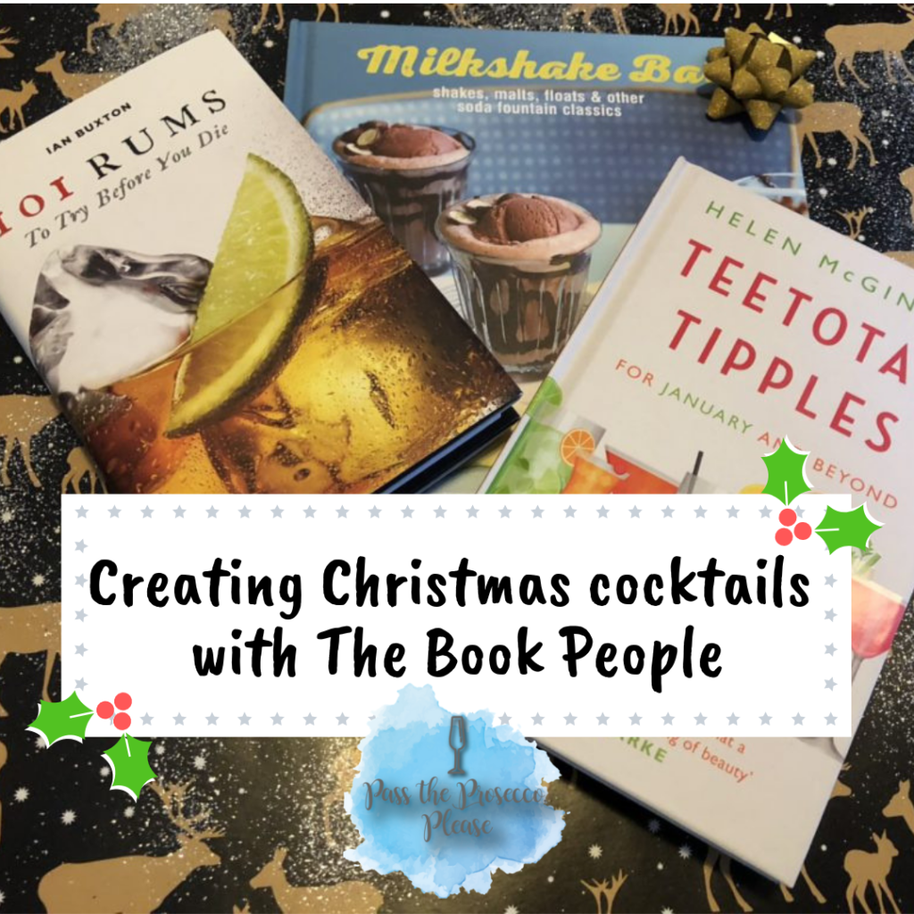 The Book People Christmas Cocktails Gift Ideas