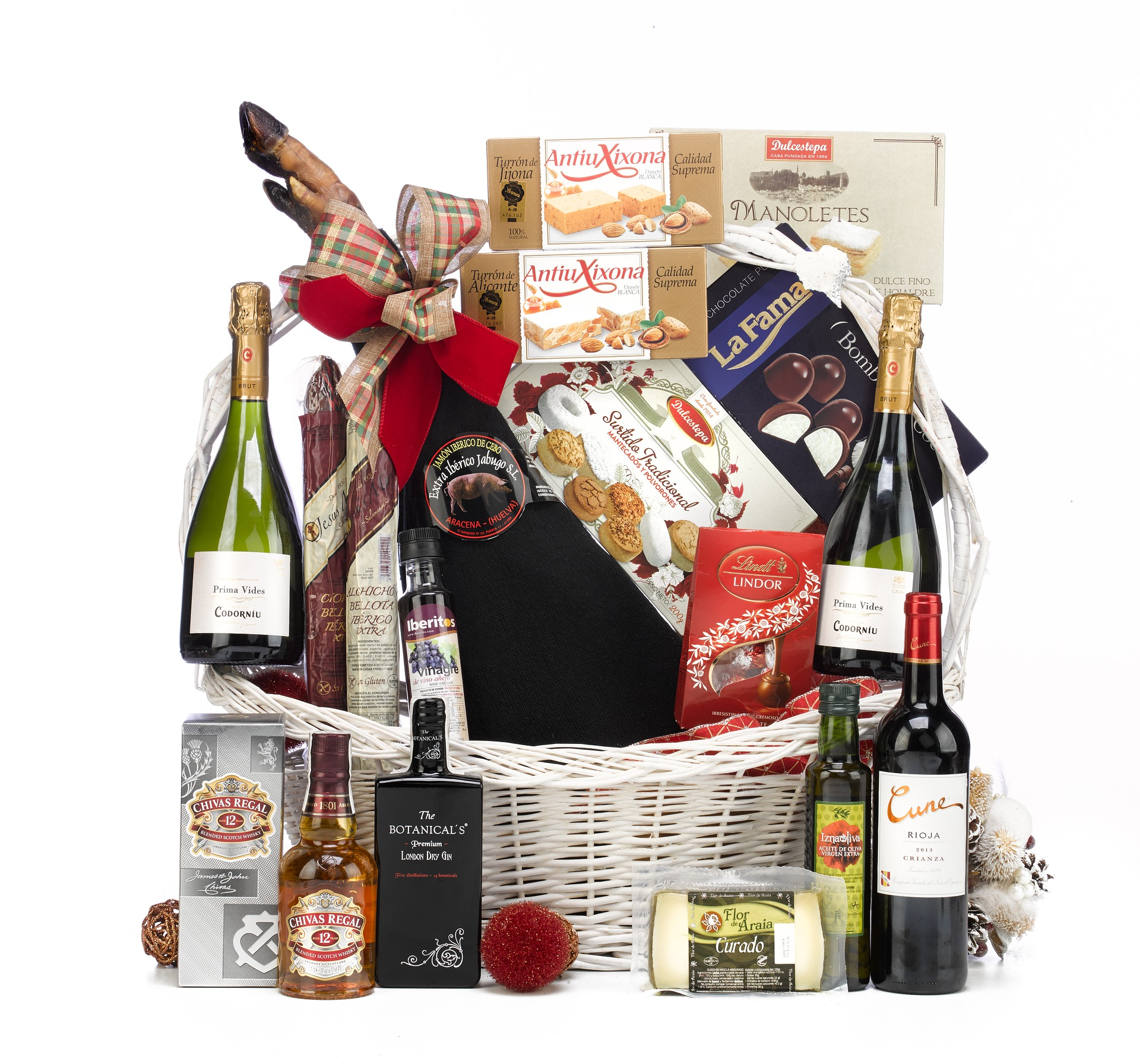 Christmas Hamper Ideas.Creating A Christmas Hamper Budget Food Hamper Stocking