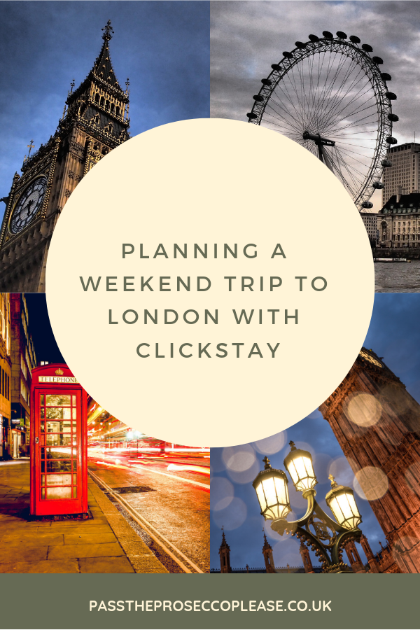 London #london holiday apartment rental Clickstay