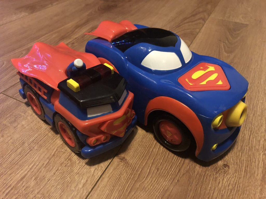 Funrise Herodrive DC Super Friends #herodrive #funrise #DC #vehicleplay