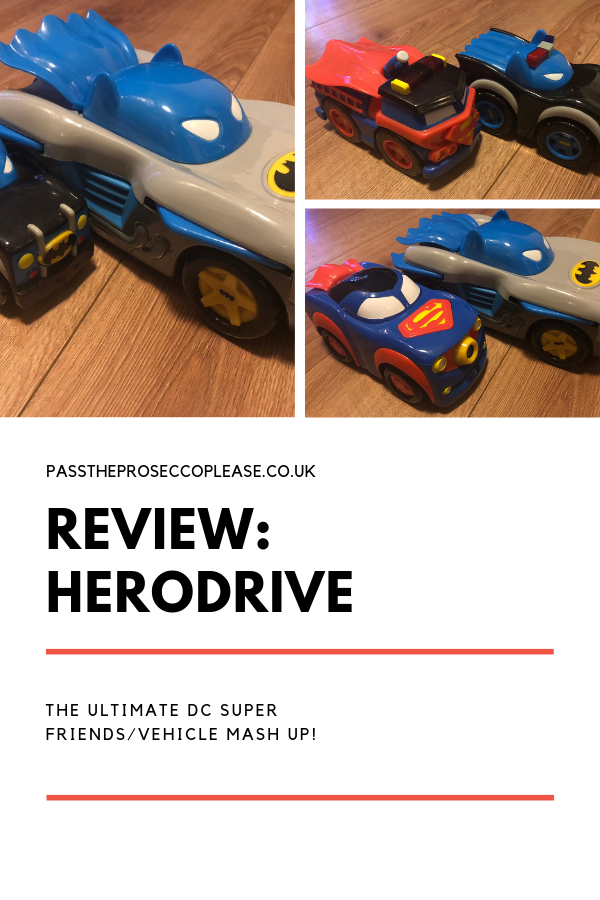 Herodrive Funrise Toys DC Super Friends Vehicle Play Christmas Toy Ideas #herodrive #funrisetoys #dc #dcsuperfriends