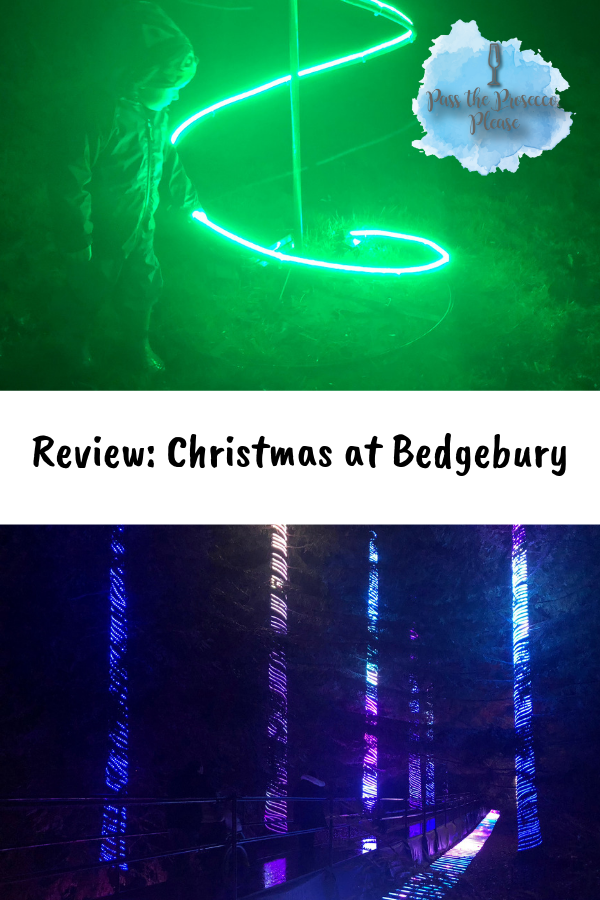 Christmas at Bedgebury Bedgebury Pinetum Kent Things to do in Kent Christmas in Kent #christmasatbedgebury #lovebedgebury #christmastrail