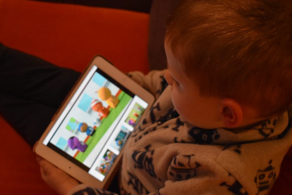 Hooked on Tinpo on Cbeebies